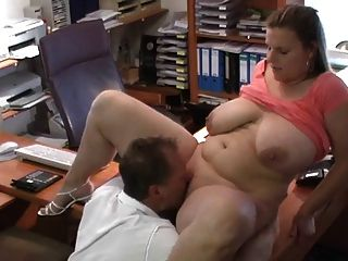 Sweety große tited bbw