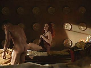 Cummings naked erin spartacus