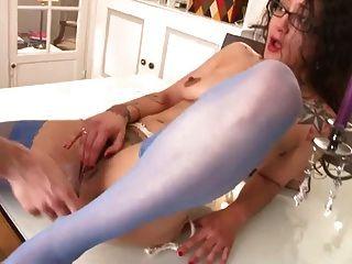 sexy Nerd anal