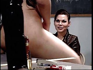 Transe Lehrer und ihre Anhänger