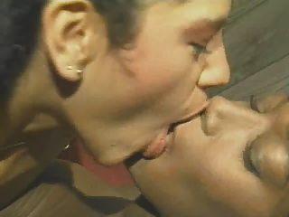 Farbe 3 lesbische Szene in der Liebe zu