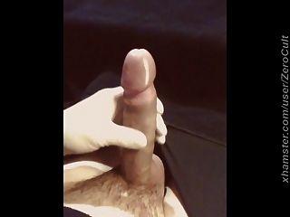 meine geilen Schwanz zu einem großen Orgasmus pleasured