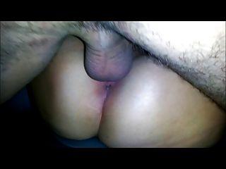 meine Frau Sex mit einem Freund auf Rücksitz haben