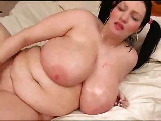 sexy bbw Dildo Fick