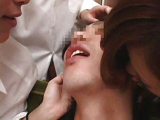 japanisch group sex