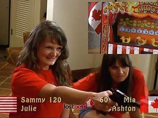 Amateur Hotties Sex-Spiele zu spielen