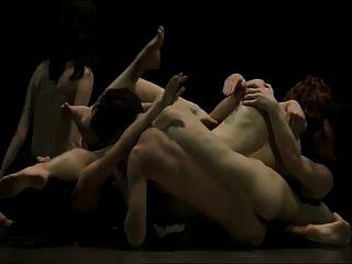 erotische Tanz-Performance 2 - Magma von Akten