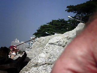 blinken am Strand 3