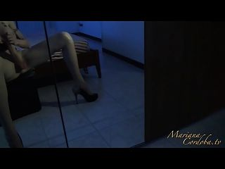 mariana cordoba berühren Hause