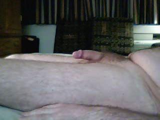 geil, heiß, die Hände frei cum
