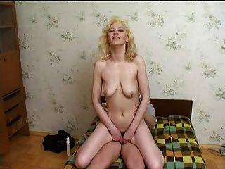 Sex mit einer heißen reifen Frau