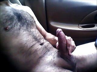 nackt Auto ruck
