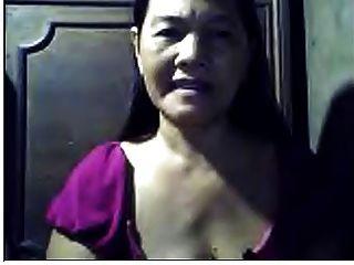 asiatische Oma helen -cebu
