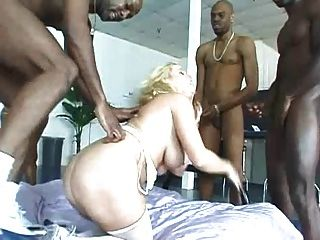 interracial gang bang dp Doppel in ass (camaster)