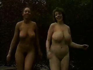 sexy Mädchen mit sexy Titten