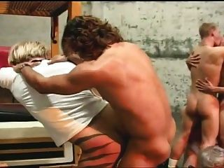 Homosexuell Orgie ficken Aktion für diese heißen Jungs