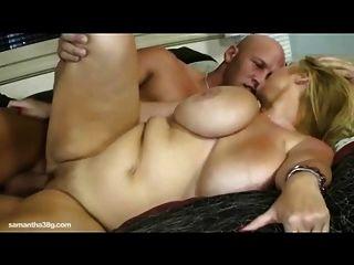 sexy bbw Milf samantha 38g fickt riesige Bodybuilding Stud
