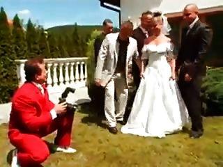 Braut gangbang