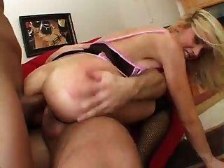 sexy Kelly Wells doppelt anal