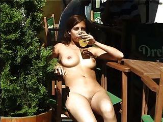 hot Mädchen nackt in öffentlichen Teil 3