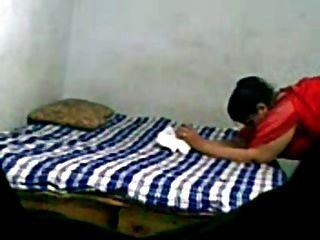 reife indische Paar hausgemachten Sex