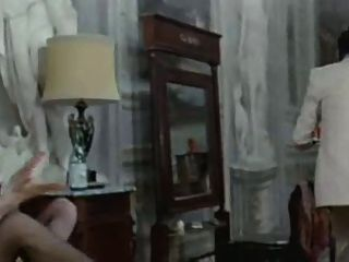 Edwige Fenech - la signora GIOCA einen scopa (1974) bene
