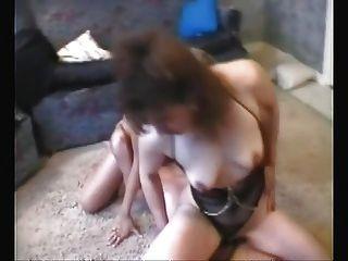 Amateur-Orgie 2 männlich 2 weiblich