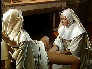 klassische lesbische Nonnen - superb Fisting