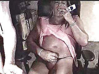 mit Telefon-Sex