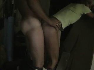 Amateur anal im Keller