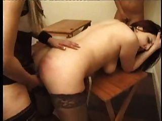 hot girls von Herrin gefickt