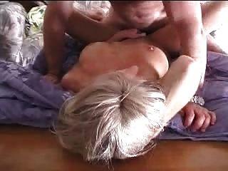 Frau Sex zu Hause