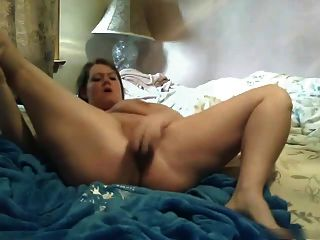 meine mollig gf ihre nasse Verspritzen Muschi masturbiert