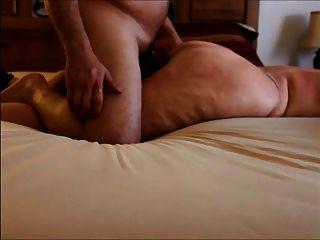 pawg mit erstaunlich dicken Arsch