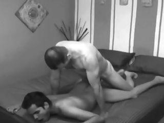 2 cums in seinen Arsch
