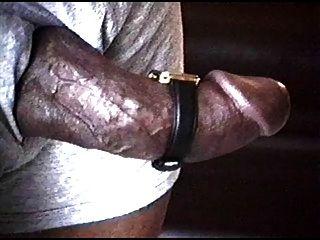 dicken schwarzen Schwanz