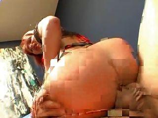 Katja Kassin anal roughsex