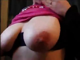 schön Amateur tit play video # 3