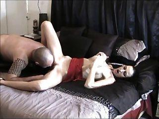 Typ creampies seine Frau dann leckt ihre sauberen
