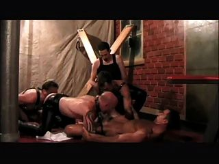 leatherguys in einer Gruppe (bb)