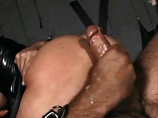 Herrin von Sklaven gefickt