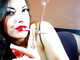 Rauchen Fetisch alexxxya