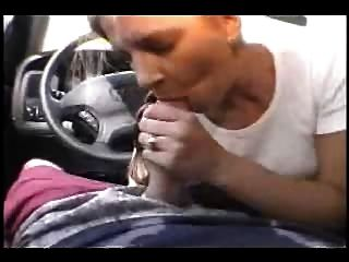 in einem Auto Einblasen