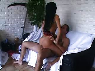 heiß französisch Mädchen hat einige Hardcore-Sex