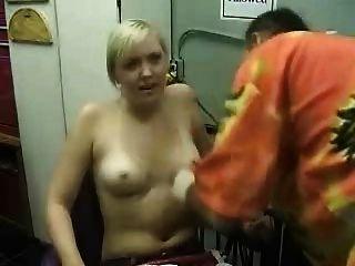 Nips durchstochen