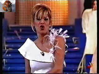 Yolanda ramos Streifen im spanischen Fernsehen