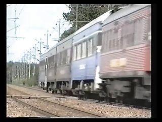 schwedisch Zug Fick Teil 1