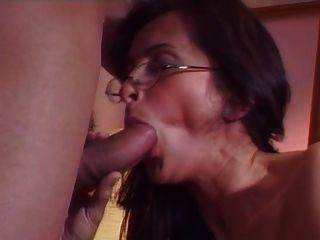 Mama gran troia piace il cazzo nel culo