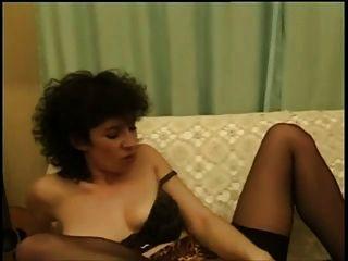 Französisch Lesben lecken und Fisting