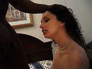 ihren Arsch bekommt schwarz anal-ized